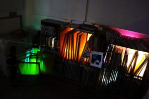 Vreemd licht, Kunstnacht, Den Bosch