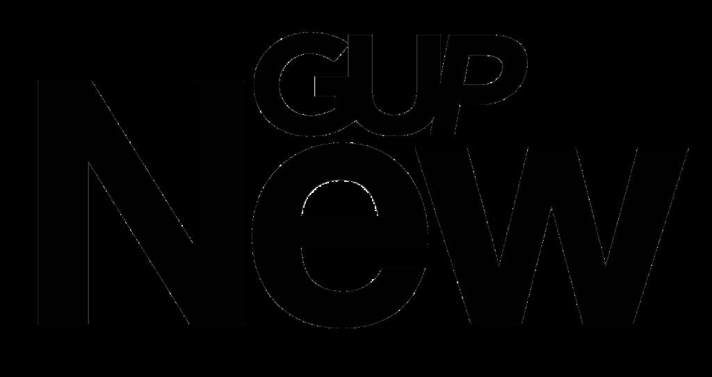 New gup logo